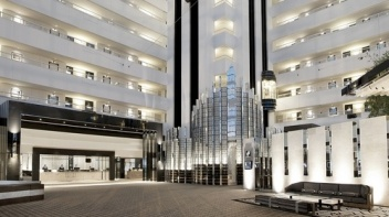 Lobby, Crown Metropol, Perth