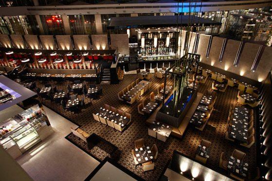 Crown Metropol Atrium Restaurant