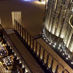 Crown Metropol Atrium Restaurant entry
