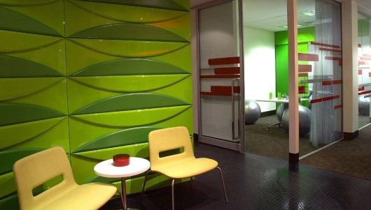 City Mutual Building Marketing Suite, Sydney