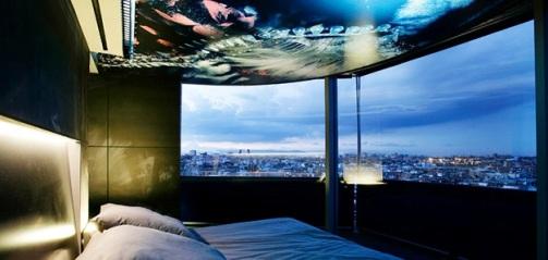 hotel puerta America-Madrid