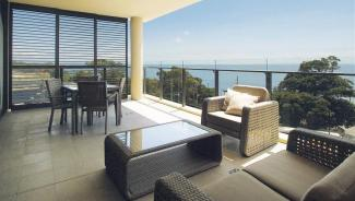 Mon Komo Resort, hotel rooms FF&E