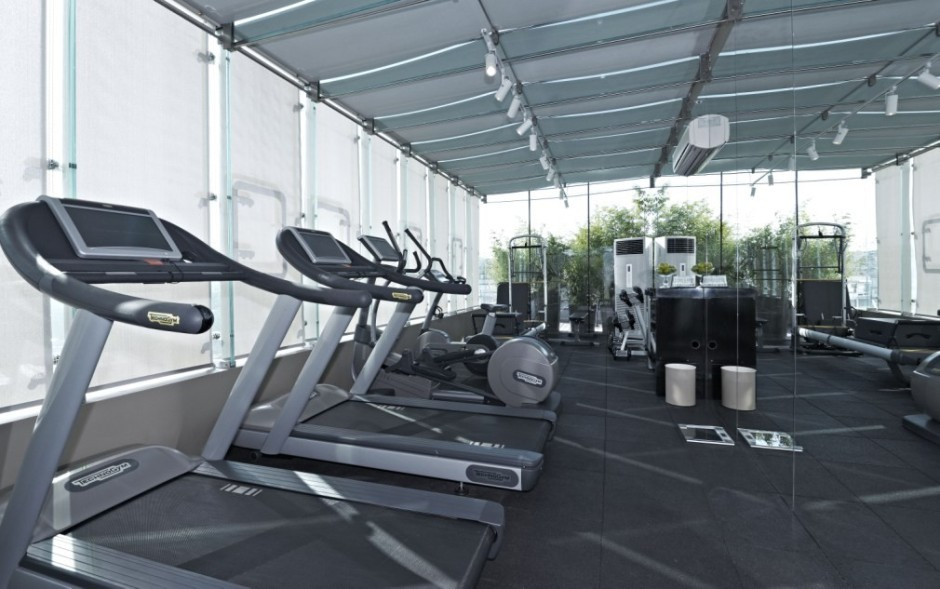 the House Hotel-Istanbul Nisantasi gym.jpg