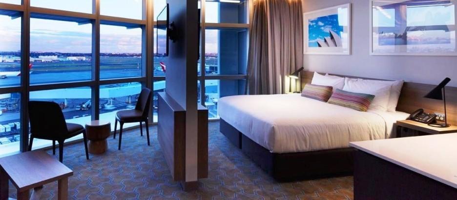 Rydges Sydney Airport suite