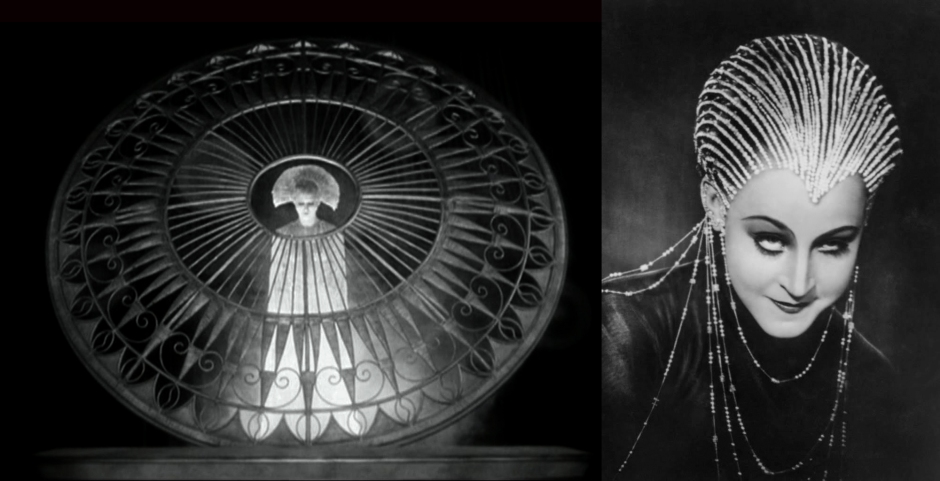 02-brigitte helm 1927-Metropolis