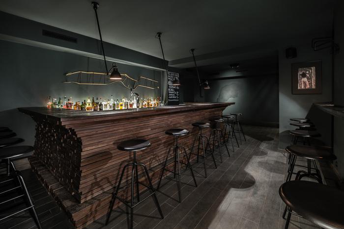 Bar Saint Jean, Berlin by Thilo Reich