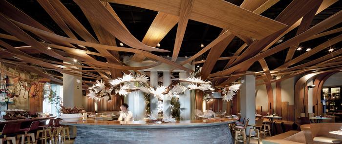 Ikebana, Spain by El Equipo Creativo