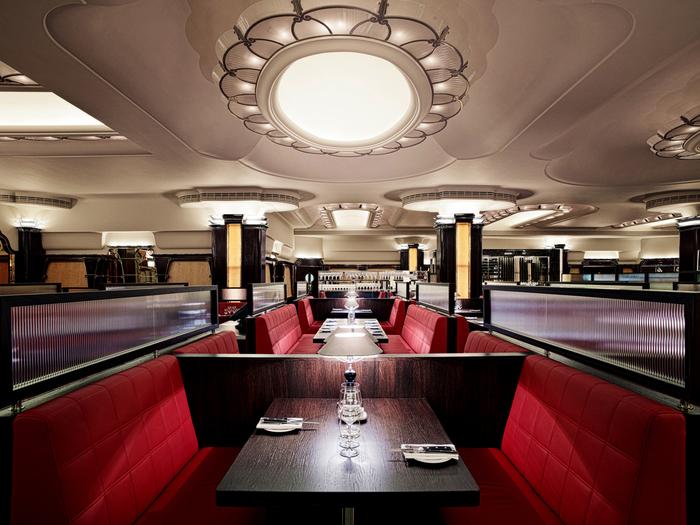 MASH Steakhouse, London by herbert & Duncalf