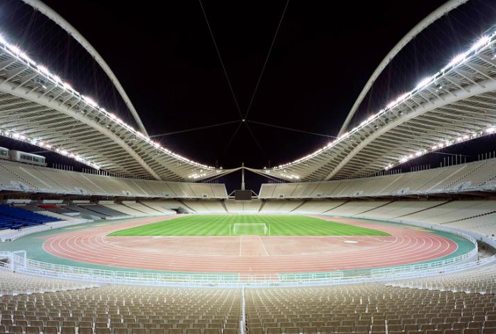 Olympic  complex in Athens, Santiago Calatrava'sAgora 3