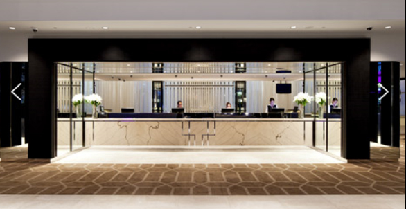 1g Crown Metropol_reception blaineynorth