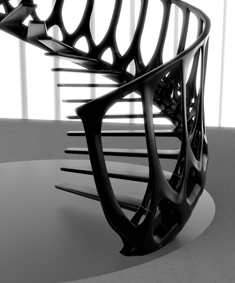 Staircase by Andrew McConnell 2