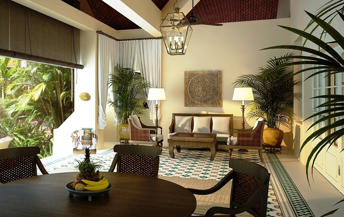 Tropical colonial hotels so dishy - Villa style colonial ...