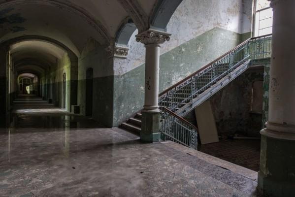 romain veillon sanatorium Beelitz