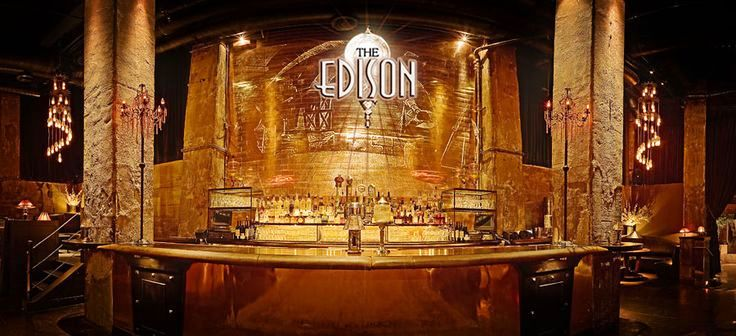edison bar LA 5d