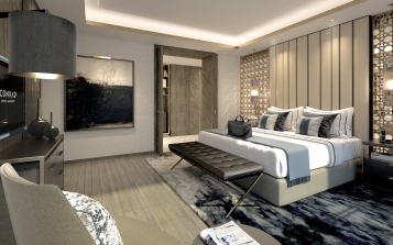 Suite, Conrad Kuwait